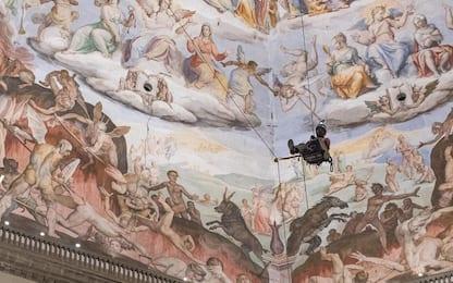 Acrobati Duomo di Firenze