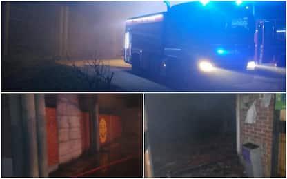 Catania, incendio distrugge club house squadra rugby di Librino