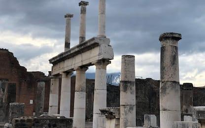 """Pompei, il Parco archeologico: """"Area bonificata da ordigni del 1943"""""""