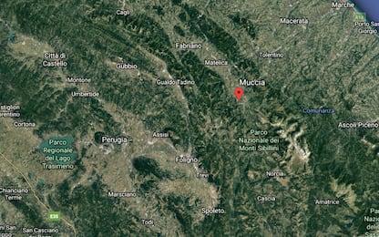Terremoto di magnitudo 3.1 nel maceratese, epicentro a Muccia
