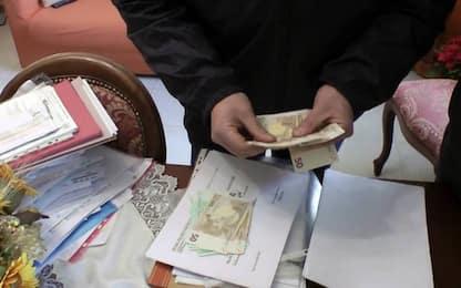Roma, microcredito con peculato:4 arresti e sequestri per 500mila euro