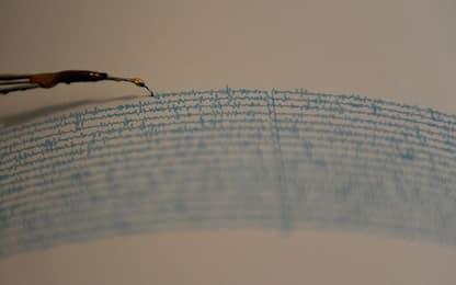 Grecia, nuova scossa di terremoto di magnitudo 5.9 vicino Larissa