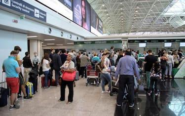 sciopero_aeroporto_ansa