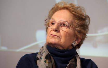 """Liliana Segre a Sky TG24: """"Memoria? Non predico odio né vendetta"""""""