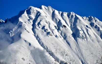 Francia, valanga a Chamonix: un morto e diversi feriti