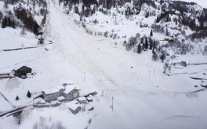 Pericolo valanghe, allarme sulle Alpi: evacuato albergo in Val Venosta