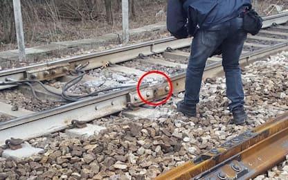 Treno deragliato, Rfi: spessori in legno non previsti da normative