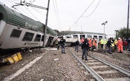 Treno deragliato a Milano: indagati i vertici di Rfi e Trenord