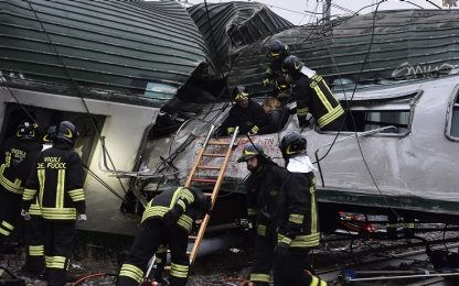 Treno deragliato a Milano, chi sono le tre vittime