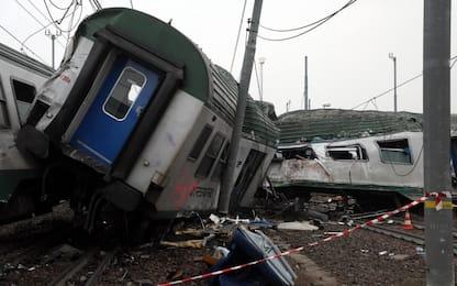 Treno deragliato, ipotesi gravi carenze nella manutenzione