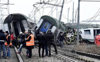 Treno deragliato a Milano, indagate altre quattro persone