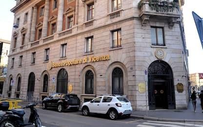 Popolare di Vicenza, Guardia di Finanza sequestra 106 milioni di euro