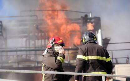 Esplosione in un'azienda di Bulgarograsso (Como): 3 feriti gravi