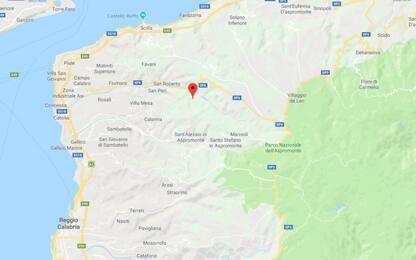 Terremoto, scossa di magnitudo 3.7 in provincia di Reggio Calabria