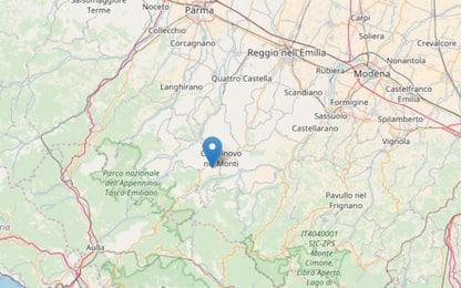 Terremoto, scossa di magnitudo 3.3 in provincia di Reggio Emilia