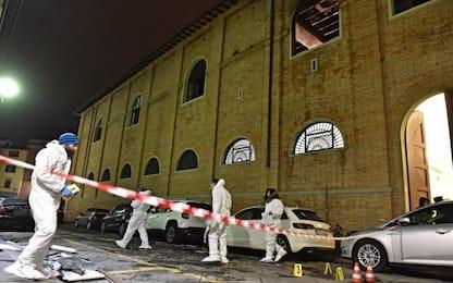 Incendio nella caserma Fadini di Firenze, morto un poliziotto