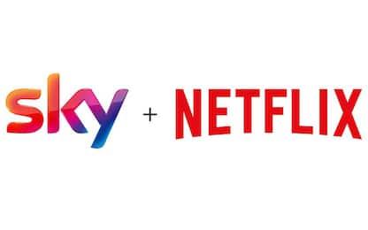 Sky e Netflix stringono una nuova grande partnership europea