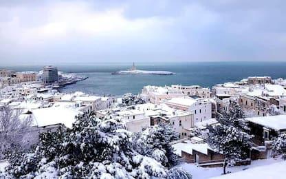 Neve e gelo sull'Italia, da giovedì una nuova perturbazione