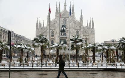 LIVE Situazione neve: ancora gelo sull'Italia, disagi al Centro-Nord