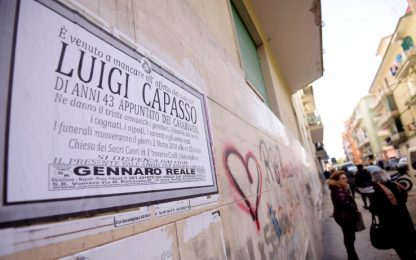 A Latina strage premeditata, Capasso lasciò indicazioni su eredità