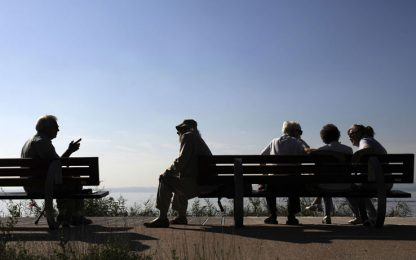 Anziani, identificate quattro modalità di invecchiamento