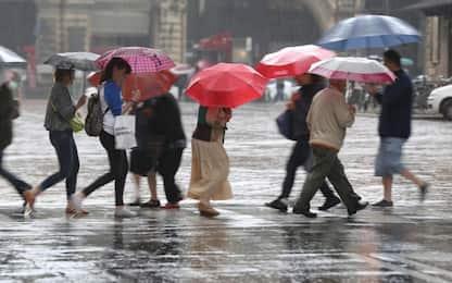 Ricerca Usa: le precipitazioni di un anno concentrate in 12 giorni