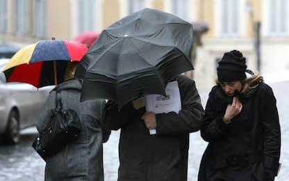Maltempo: scuole chiuse a Caserta e provincia. Danni nel Salernitano