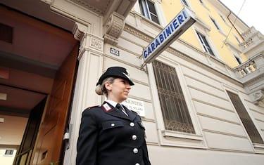 Fotogramma_Carabiniere
