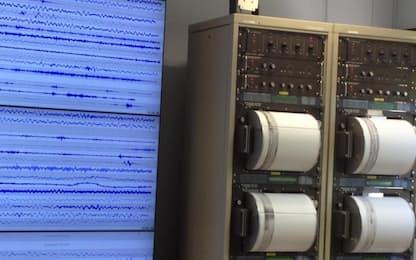 Terremoto Papasidero, scossa di magnitudo 3.3 in provincia di Cosenza