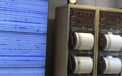 Terremoto in Versilia: scossa di magnitudo 2.6 a Camaiore