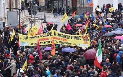 """Lotta alle mafie, Libera a Foggia: """"Cambiamento ha bisogno di tutti"""""""