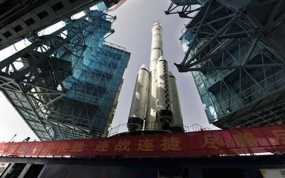 Stazione spaziale cinese in caduta potrebbe toccare l'Italia a Pasqua