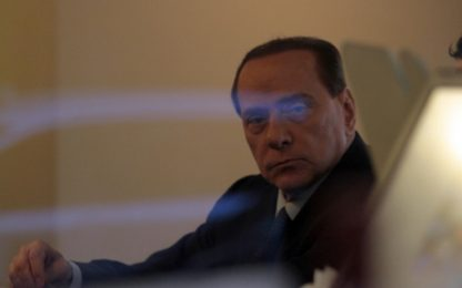 Coronavirus, Silvio Berlusconi positivo al tampone: è asintomatico