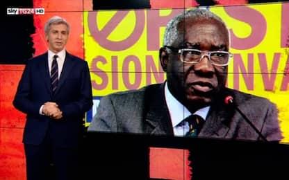 Tony Iwobi, la videolettera di Riccardo Bocca al senatore leghista