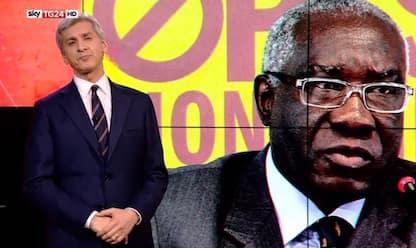 Il senatore Tony Iwobi risponde alla videolettera di Riccardo Bocca
