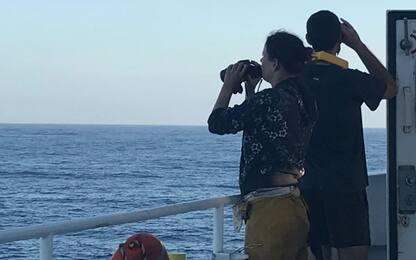 Diario di bordo dalla Seawatch 3, tra esercitazioni e turni di guardia