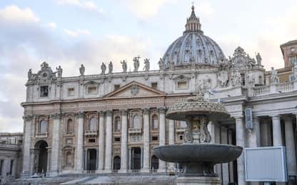 Pedopornografia, arrestato in Vaticano ex addetto della Nunziatura