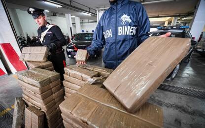 Camorra, blitz a Napoli: 50 arresti per droga e riciclaggio