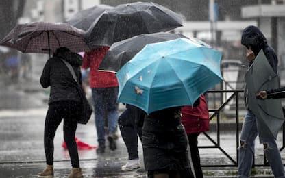 Maltempo, allerta meteo in Calabria e Sicilia: chiuse molte scuole