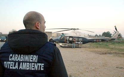 Trovati rifiuti speciali illegali, sequestrata azienda in Brianza