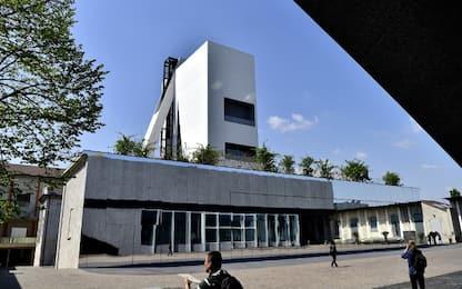 Fondazione Prada inaugura la Torre