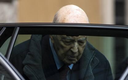 Giorgio Napolitano, chirurgo: momento più difficile è passato
