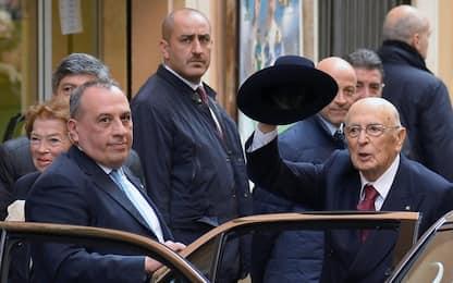 """Giorgio Napolitano, chirurgo: """"Ripresa oltre ogni previsione"""""""