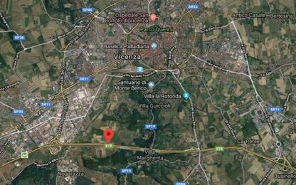 Incidente sulla A4, scontro tra tir: un morto