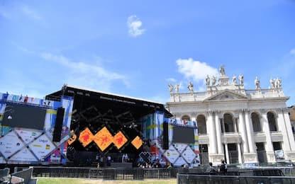 Roma pronta per il Concertone: star Gianna Nannini e rap protagonista