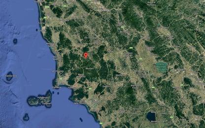 Terremoto, scossa di magnitudo 3.6 nel Pisano