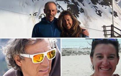 Tragedia sulle Alpi svizzere: salgono a 6 i morti, 5 sono italiani