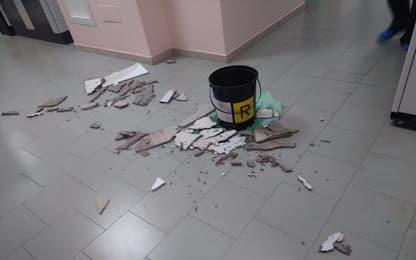 """Maltempo Sardegna, danni in ospedale. Cappellacci: """"Sanità colabrodo"""""""