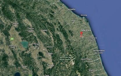 Terremoto nel Maceratese, cinque scosse nella notte
