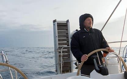 Skipper italiano disperso su una barca a vela nell'Atlantico